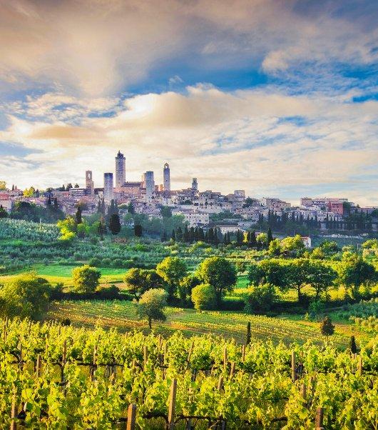 Artistic Italy